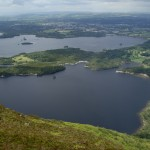Summit Views of Killarney and Lakes