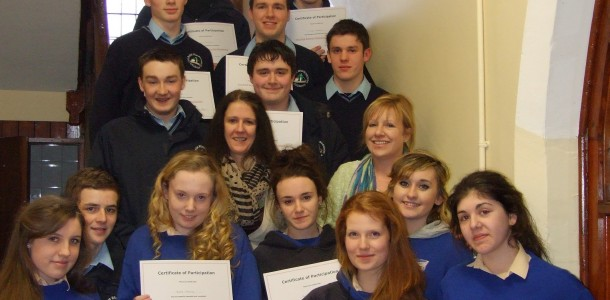 Students Complete Mental Health Peer Support Training