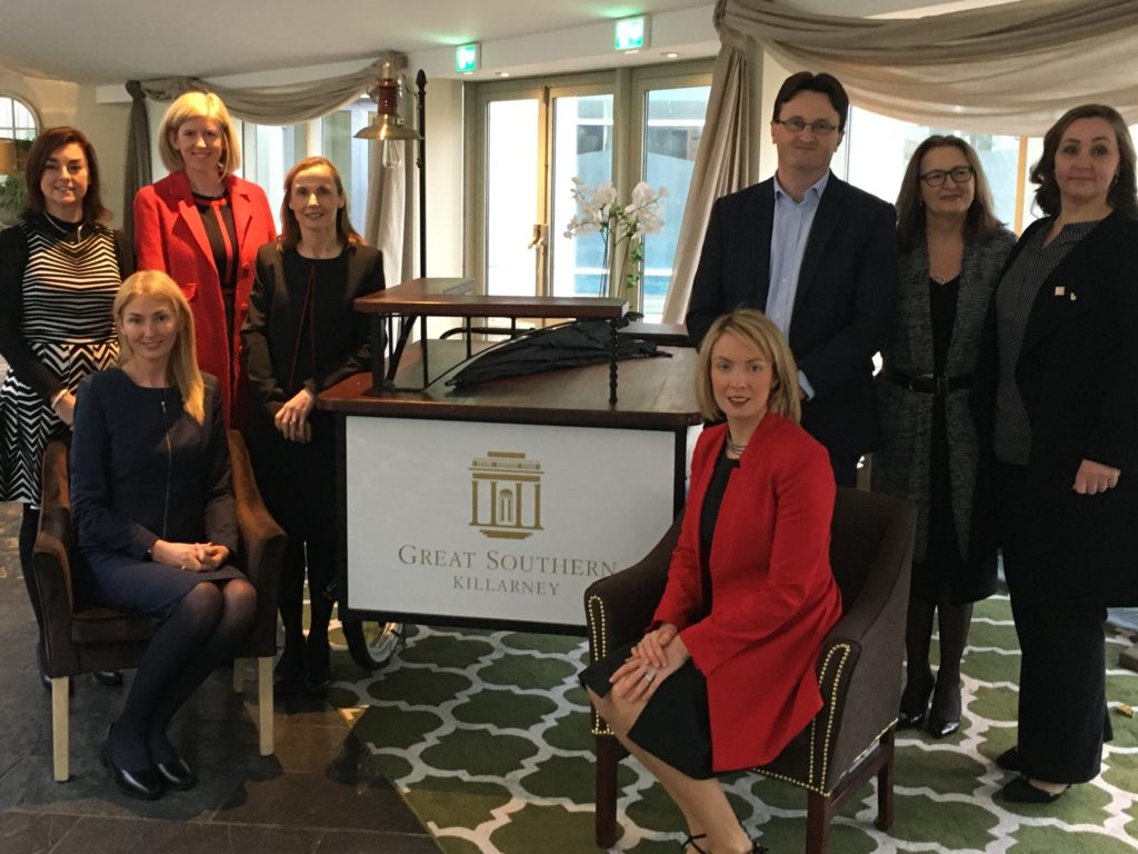 At the Launch of our Hotel Recruitment Day for 2020