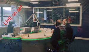 Men's shed contributing to Radio Kerry' Saturday Supplement show