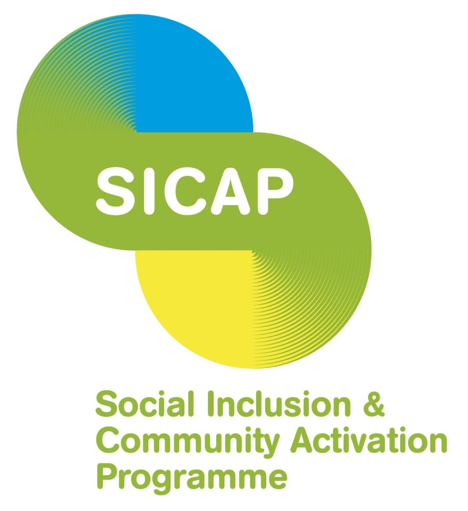 Social Inclusion and Community Activation Programme logo