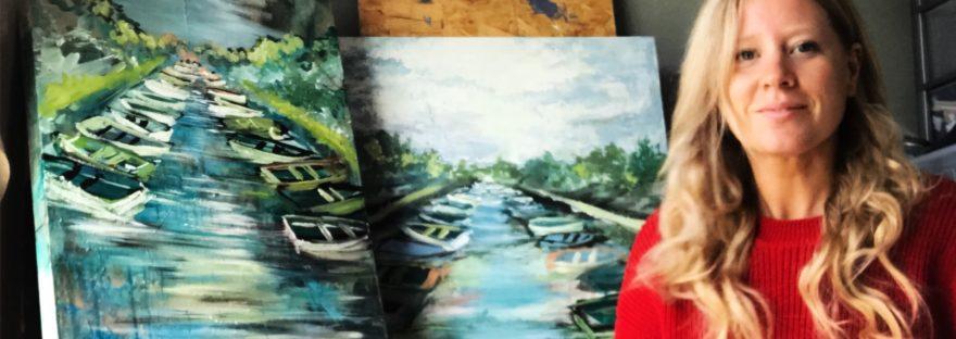 Rochelle Lucey, Killorglin Artist